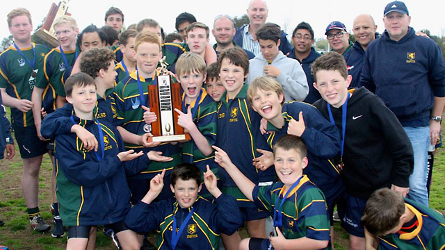 Melbourne Rugby Union Under 12