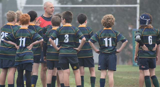 Melbourne Rugby Union Junior Coaching