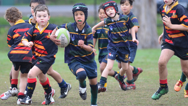 Junior Pathway Rugby Under 8