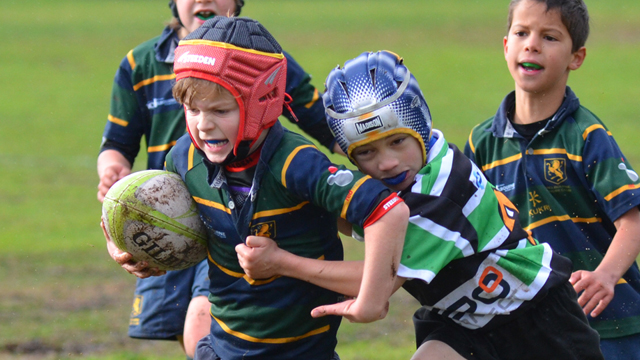 Junior Rugby Union Safety