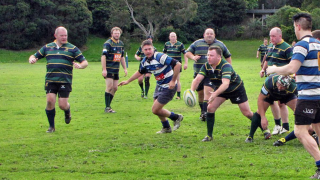 Master's Melbourne Rugby Union Football Club