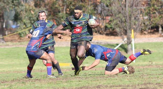 Premier 2 Melbourne Rugby Union Football Club