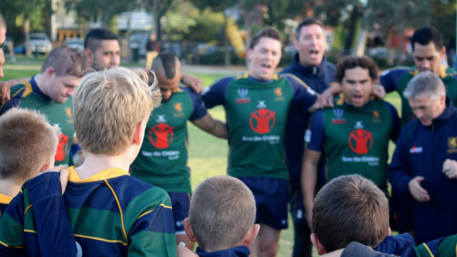 Melbourne Rugby Union Football Club Song