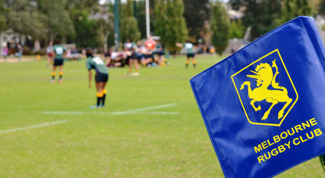 Melbourne Rugby Club Orrong Park